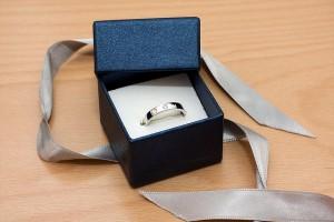 Verlobungsringe für eine Verlobung